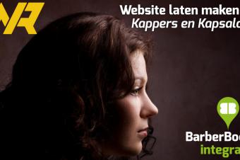 Aanbieding: Website laten maken voor Kappers / Kapsalons