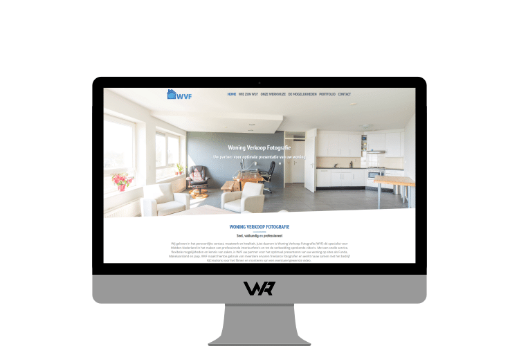 WVF WordPress Website